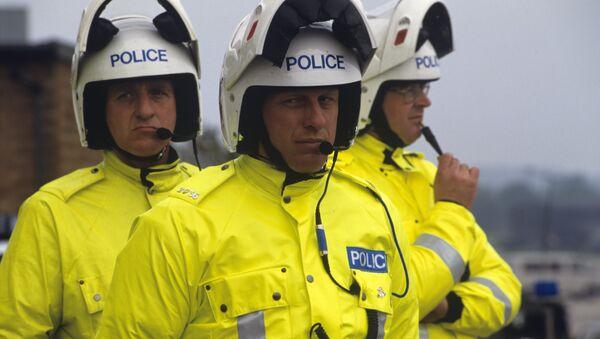 Сотрудники полиции в Великобритании - Sputnik Беларусь