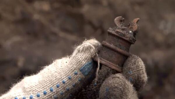 На раскопках у Гродна знайшлі шахматную ладдзю XIV стагоддзя - Sputnik Беларусь