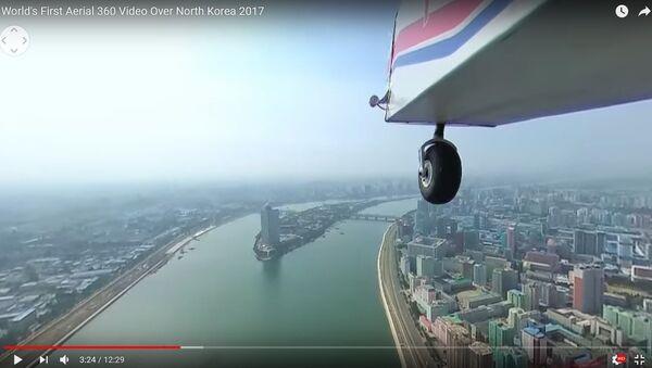 360-градусное видео Пхеньяна опубликовано в интернете - Sputnik Беларусь