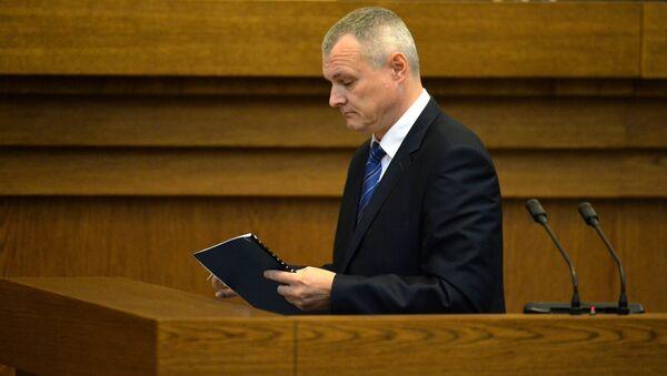 Министр внутренних дел Беларуси Игорь Шуневич - Sputnik Беларусь