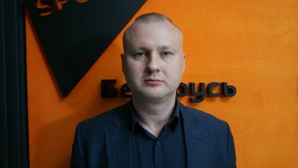 Российский эксперт-политолог, кандидат философских наук Владимир Киреев  - Sputnik Беларусь