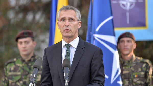 Генсек НАТО Йенс Столтенберг - Sputnik Беларусь