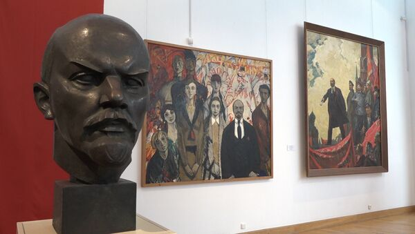 Реквием по Ленину представили в Минске - Sputnik Беларусь