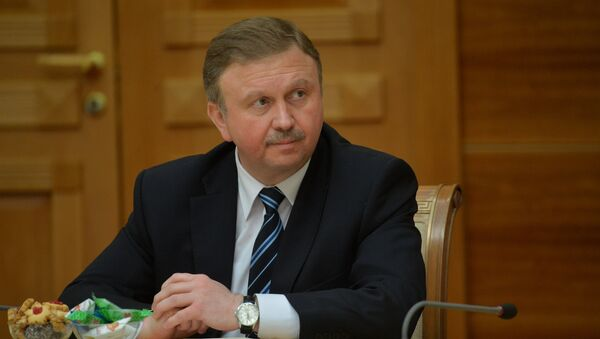 Андрей Кобяков - Sputnik Беларусь