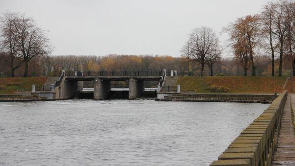 Дамба Комсомольского озера - Sputnik Беларусь