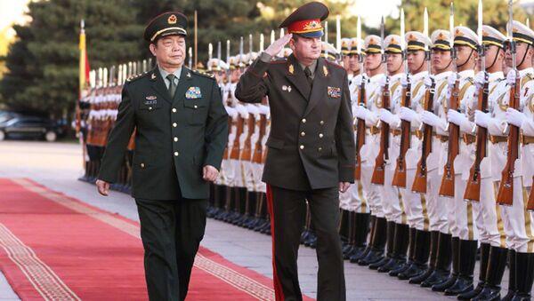 Андрей Равков в Китае - Sputnik Беларусь