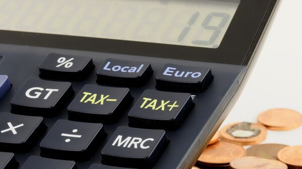 Калькулятор и деньги - Sputnik Беларусь