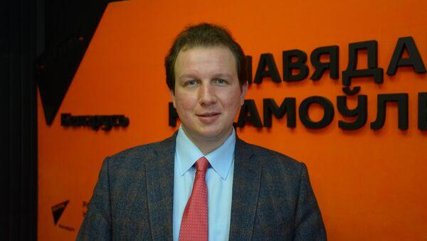 Политический аналитик Международной мониторинговой организации CIS-EMO Станислав Бышок - Sputnik Беларусь
