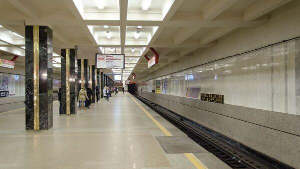 Станция метро Партизанская - Sputnik Беларусь