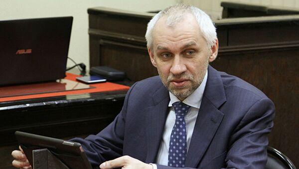 Российский политический эксперт Владимир Шаповалов - Sputnik Беларусь