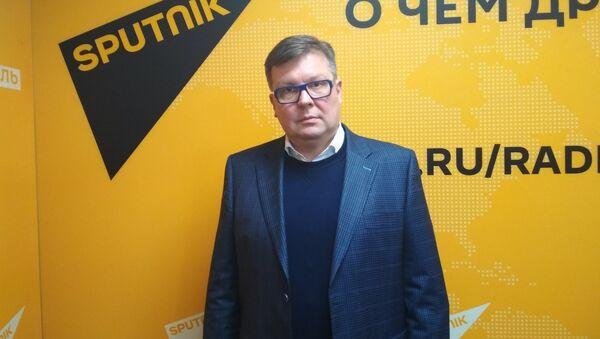 Директор Международного института новейших государств Алексей Мартынов - Sputnik Беларусь