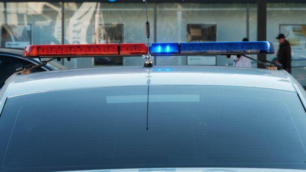 Автомобиль полиции - Sputnik Беларусь