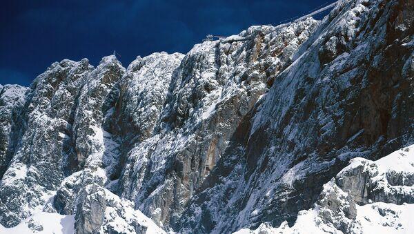 Ледник Дахштайн в Австрии, архивное фото - Sputnik Беларусь