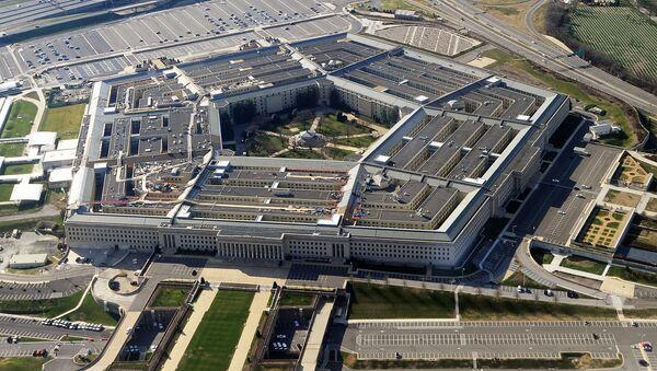 Пентагон - штаб-квартира Министерства обороны США - Sputnik Беларусь