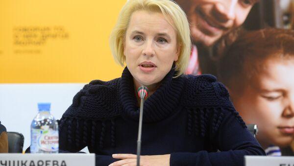 Художественный руководитель семейного инклюзив-театра і Ирина Пушкарева - Sputnik Беларусь