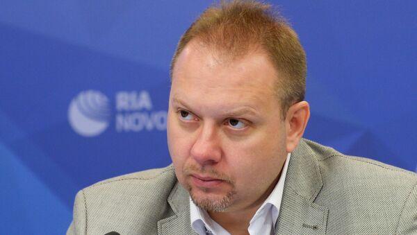 Профессор НИУ ВШЭ, политолог Олег Матвейчев - Sputnik Беларусь