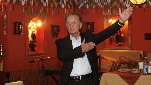 Михаил Задорнов, архивное фото - Sputnik Беларусь