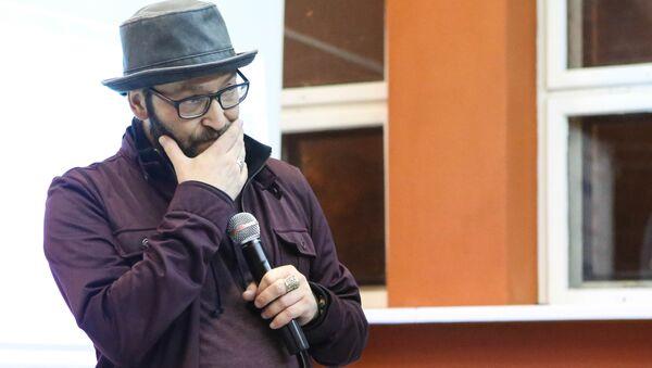 Міхаіл Козыраў падчас Colisium Music Week у Мінску - Sputnik Беларусь