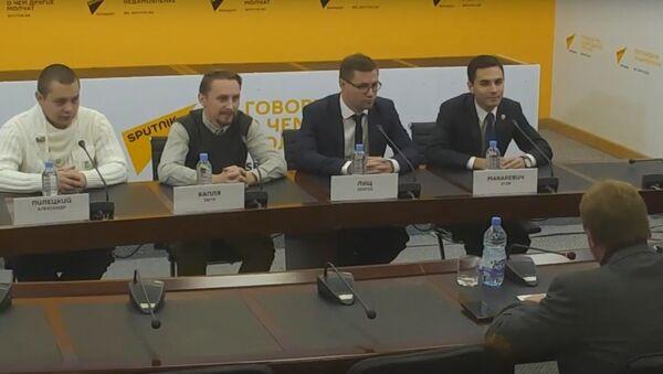 Відэамост да Сусветнага дня моладзі - Sputnik Беларусь