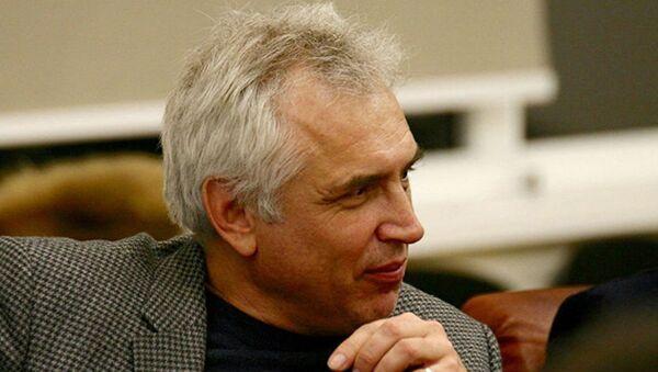 Первый заместитель декана факультета мировой экономики и мировой политики Высшей школы экономики Игорь Ковалев  - Sputnik Беларусь