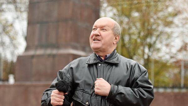 Гомельчанин по прозвищу Ленин - Sputnik Беларусь