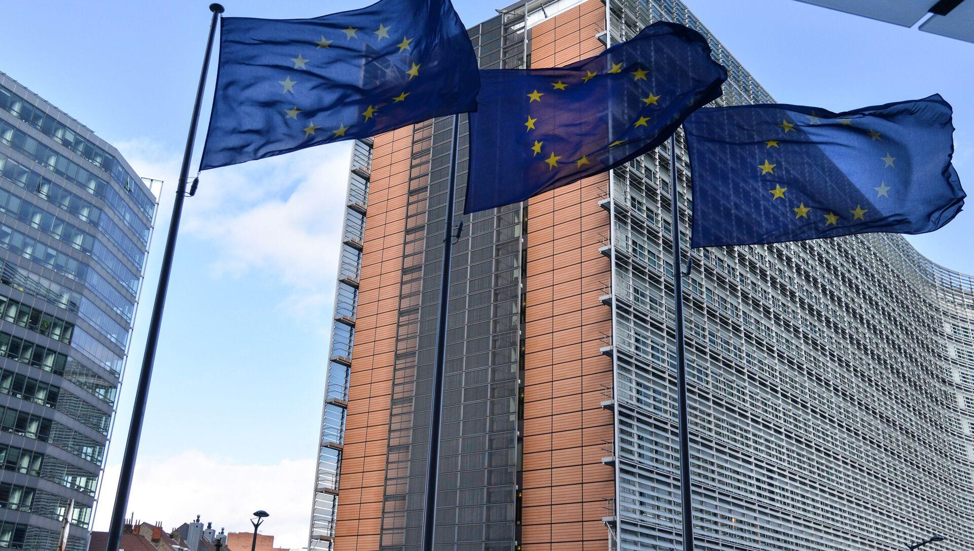 Заседание Европейского Совета в Брюсселе - Sputnik Беларусь, 1920, 25.02.2021