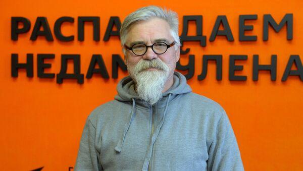 Дызайнер і грамадскі актывіст, гарадскі ляснічы Ігар Корзун - Sputnik Беларусь