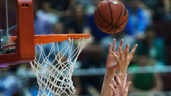 Баскетбалісты, архіўнае фота - Sputnik Беларусь