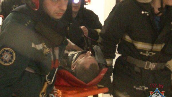 Мужчина упал в лифтовую шахту с уровня 5 этажа в Минске - Sputnik Беларусь
