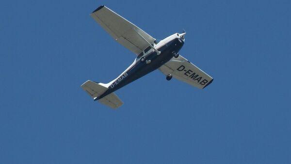 Легкомоторный самолет Cessna-172 - Sputnik Беларусь
