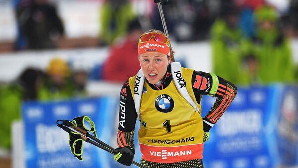Лаура Дальмайер (Германия) - Sputnik Беларусь