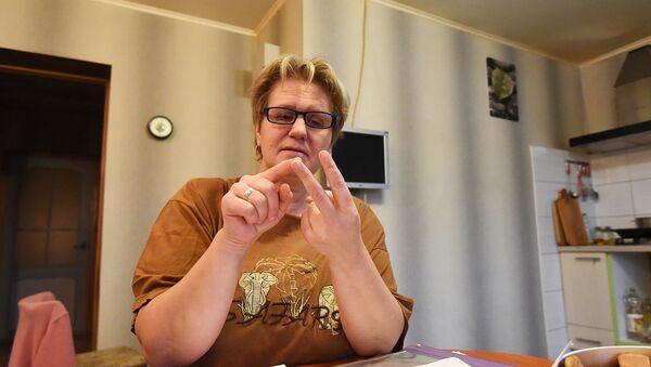 Татьяна, мать осужденного - Sputnik Беларусь