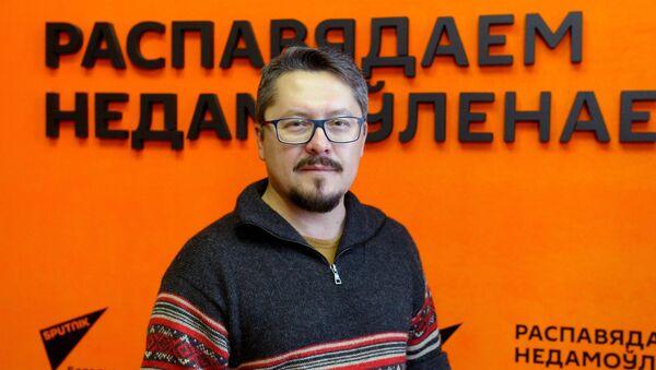 Журналист, документалист, телеведущий Павел Селин - Sputnik Беларусь