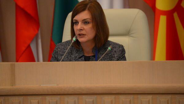 Руководитель делегации Национального собрания Беларуси в парламентском измерении ЦЕИ Ирина Старовойтова - Sputnik Беларусь
