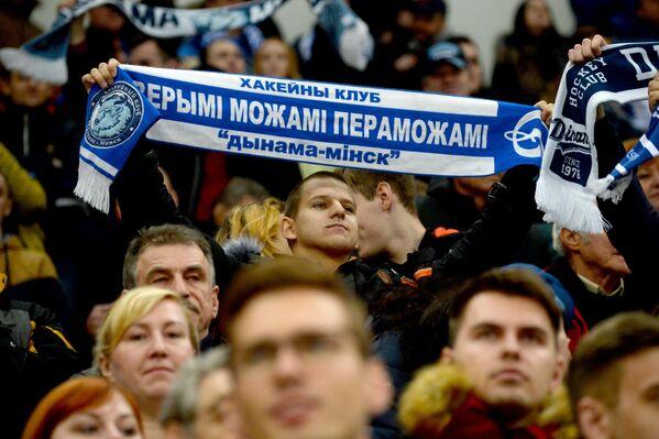 Минчан от зоны плей-офф отделяет пять очков, команда располагается на десятом месте в таблице Западной конференции. - Sputnik Беларусь