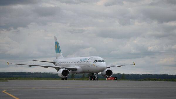 Самолет Президента Республики Казахстан Нурсултана Назарбаева - Sputnik Беларусь