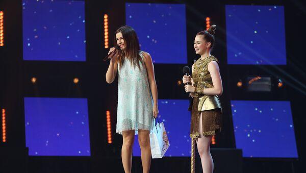 Нюша поддержала участницу проекта Ты супер! Танцы - Sputnik Беларусь