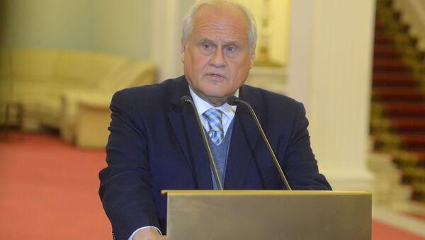 Спецпредставитель ОБСЕ Мартин Сайдик - Sputnik Беларусь