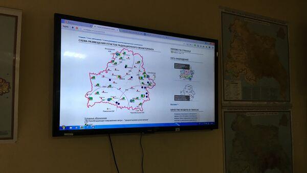 Мониторинг радиационной обстановки в Беларуси - Sputnik Беларусь