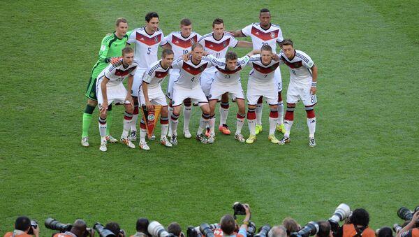 Сборная Германии по футболу - Sputnik Беларусь