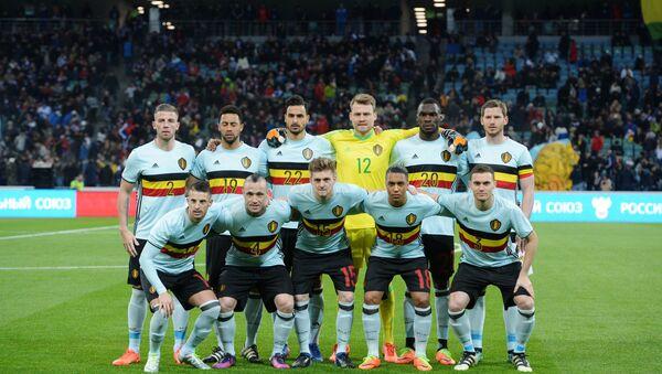 Сборная Бельгии по футболу - Sputnik Беларусь