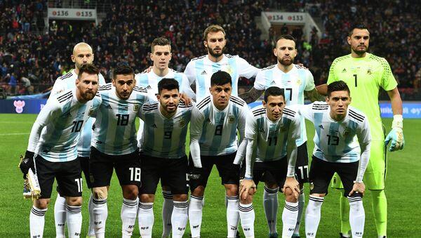 Сборная Аргентины по футболу - Sputnik Беларусь