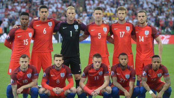 Сборная Англии по футболу - Sputnik Беларусь