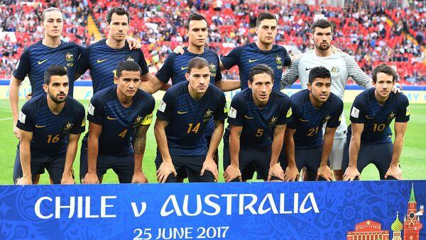 Сборная Австралии по футболу - Sputnik Беларусь