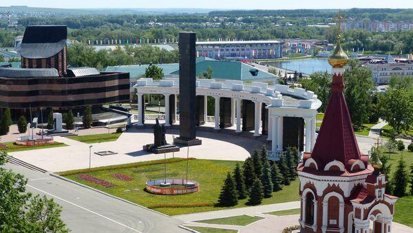 Саранск - город-организатор Чемпионата мира 2018 года - Sputnik Беларусь