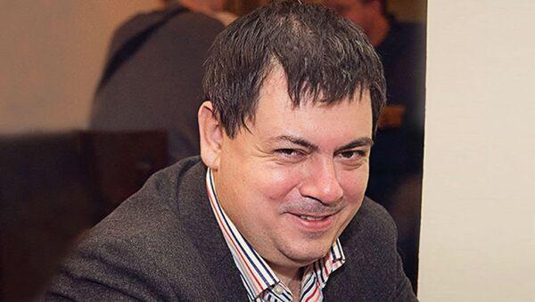 Эксперт центра военно-политической журналистики РФ Борис Рожин - Sputnik Беларусь