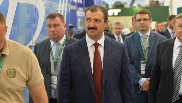 Віктар Лукашэнка, архіўны фотаздымак - Sputnik Беларусь