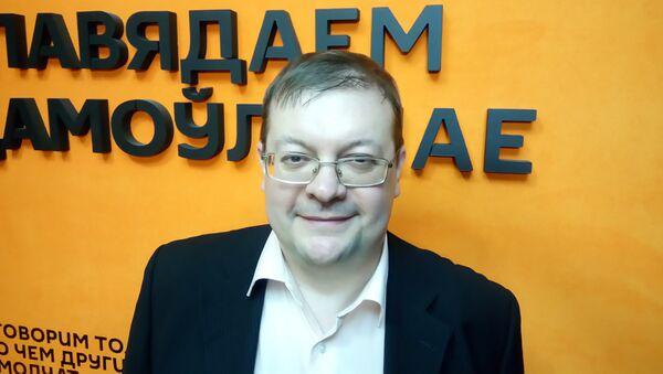 Расійскі пісьменнік-гісторык Аляксей Ісаеў - Sputnik Беларусь