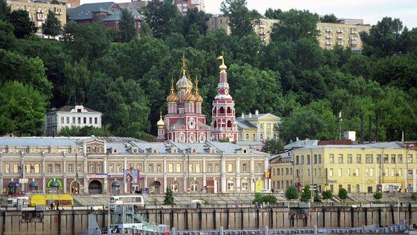 Нижний Новгород - город-организатор Чемпионата мира 2018 года - Sputnik Беларусь