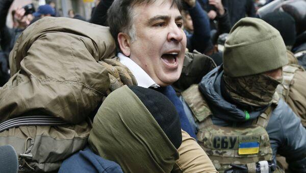 Задержание Михаила Саакашвили - Sputnik Беларусь